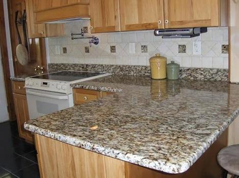 Granite Countertop Installation, Kittery Maine.